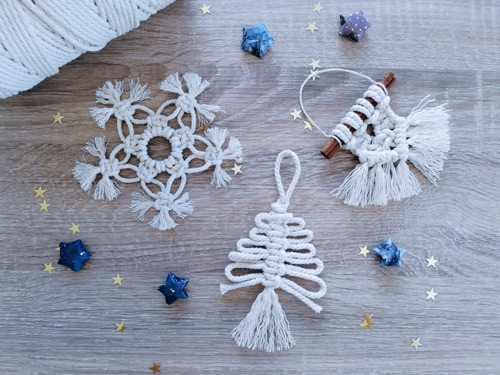 Decoration DIY sapin noel