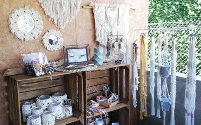Emilie&Co participe à l'aventure «Loire Créateurs : la boutique»