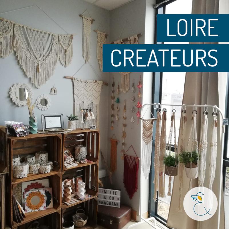 """Venez me rencontrer à """"Loire Créateurs : la boutique"""""""